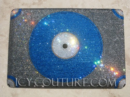 EVIL EYE PROTECTION - Crystal Laptop Covers by ICY Couture