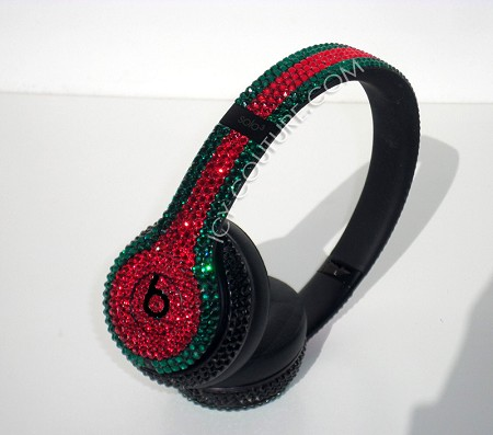 Designer Edition ICY Couture Beats Design with Swarovski Crystals