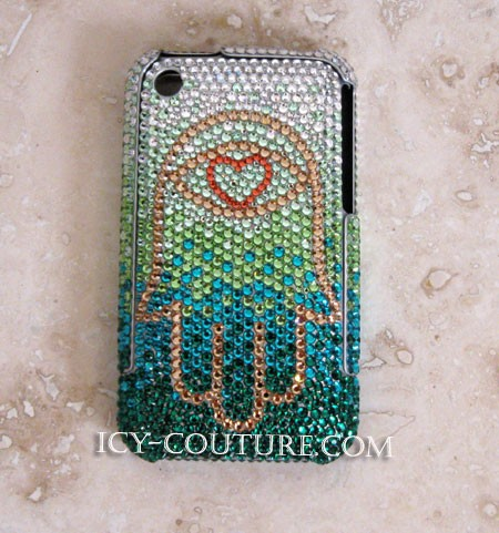 God is LOVE - ICY Couture Crystal Design. Whats your phone?