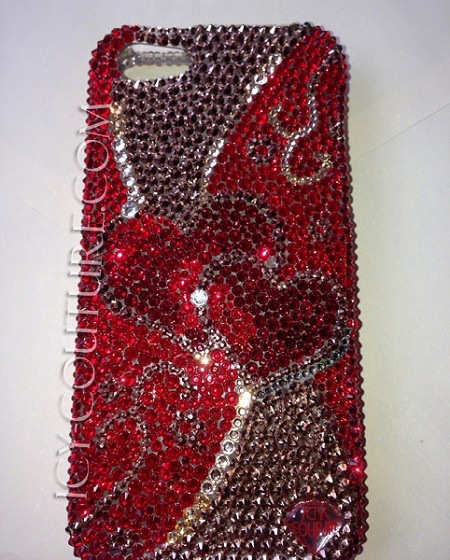 Together Forever ICY Couture Phone Bling Design. Whats Your Phone Model?