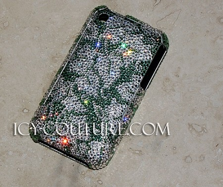 Live IVY  - bedazzled phone cover. Whats your phone?