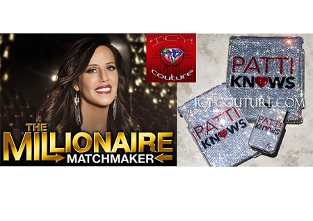Millionaire Matchmaker ICY Couture iPad covers