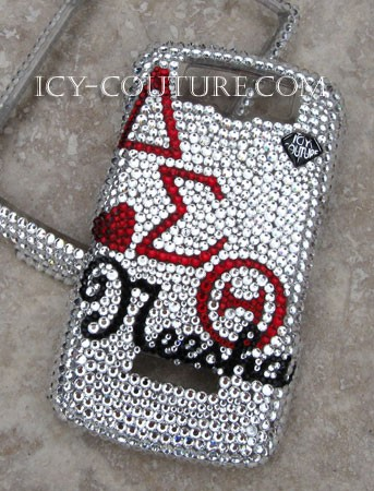 Crystal Sorority Theme. Bling Your Phone!